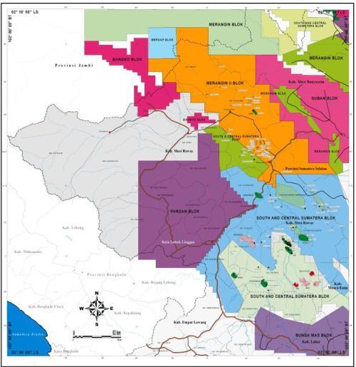 Peta Lokasi Migasweb