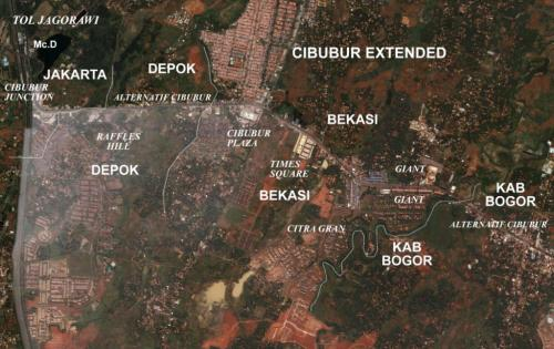 Cibubur Extended